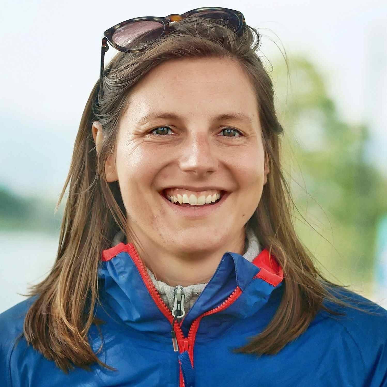 Kathi Radfahrlehrerin