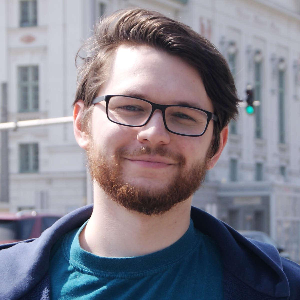Radfahrtrainer Felix Huber